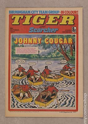 Tiger (Fleetway) UK #771008 1977 VF/NM 9.0