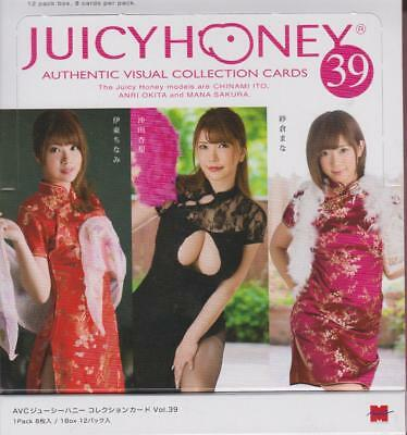 2017 Juicy Honey Collection Vol.39 Base Complete Set 72 Cards