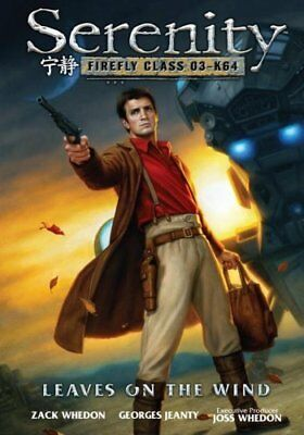 Serenity: Leaves On The Wind by Zack Whedon 9781616554897 (Hardback, 2014)