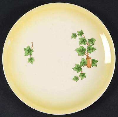 Paden City Pottery IVY (YELLOW TRIM) Bread & Butter Plate S509418G2