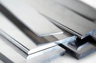 """Alloy 304 Stainless Steel Flat Bar - 1/8"""" x 3/4"""" x 72"""""""