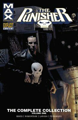 Punisher Max Complete Collection Vol. 1 by Garth Ennis 9781302900151