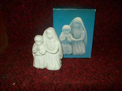 AVON Nativity Collectibles Children in Prayer 10th anniversary ed.