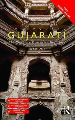 Colloquial Gujarati The Complete Course for Beginners 9781138958401