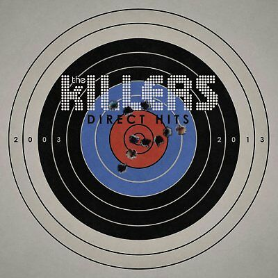 "The Killers - Direct Hits (NEW 2 x 12"" VINYL LP)"