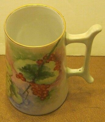 Antique FAVORITE Bavaria Hand Painted TANKARD Excellent Condition!!!!