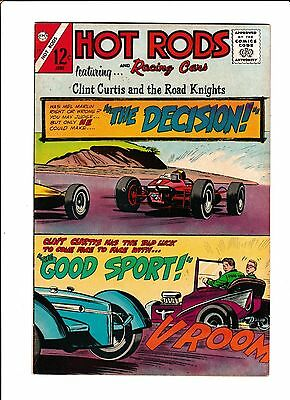"Hot Rods & Racing Cars No.79   : 1966 :   : ""The Decision!"" :"