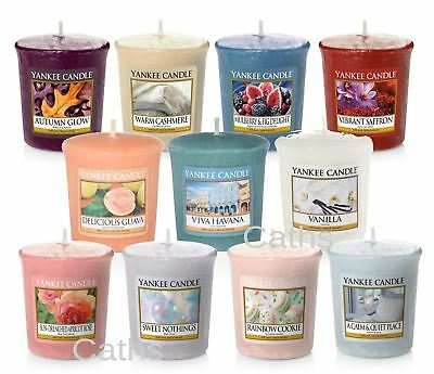 Yankee Candle Samplers® Votive Candles Including New 2018 Scents