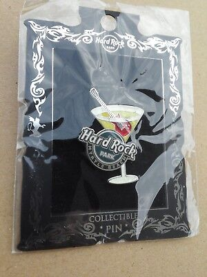 2008 Hard Rock Cafe Martini Glass Pin from MYRTLE BEACH