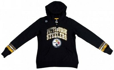 Pittsburgh Steelers NFL Women's Preseason Favorite II Hoodie Sweatshirt