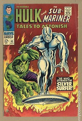 Tales to Astonish (1st Series) #93 1967 GD- 1.8