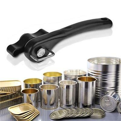 Professional Bottle Tin Can Opener Stainless Steel Kitchen Home Restaurant BS
