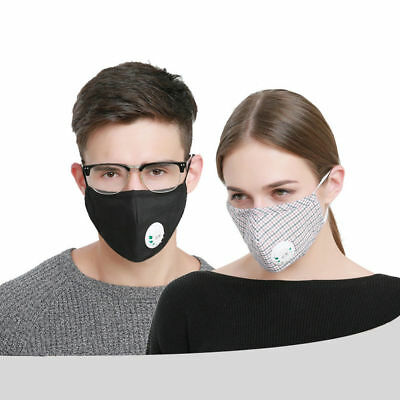 Hazy Weather Mouth Mask  Anti-smog Respirator PM2.5 Activated Carbon  Mouthmask