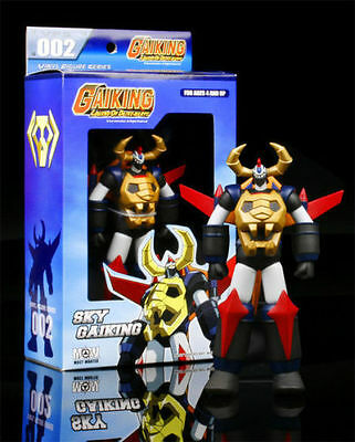 MIRACLE MOST WANTED LEGEND OF DAIKU MARYU VFS002 SKY GAIKING 15cm NUOVO NEW
