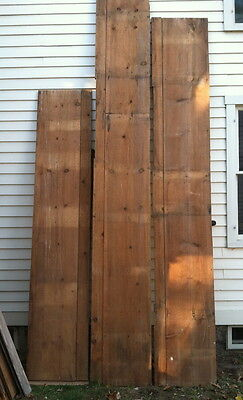 A room of 18th century Paneling Wide pine board wainscot chair rail panels 1770