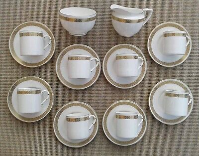 Royal Worcester - Golden Anniversary -  Selection Of Fine Bone China Tableware.