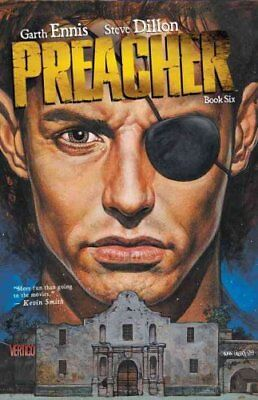 Preacher Book 6 TP by Garth Ennis 9781401252793 (Paperback, 2014)