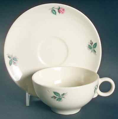 Universal PINK ROSE Cup & Saucer S743880G2