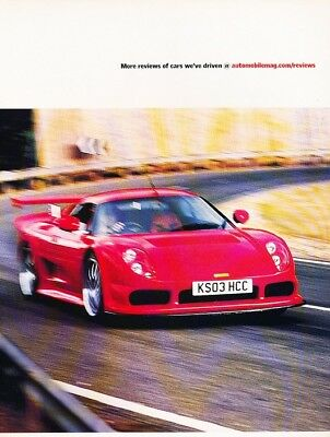 Noble M12 Gto 3r Tot 3r Car Registration For Sale 125000