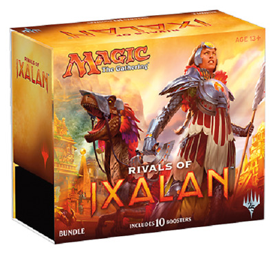 MTG - Rivals of IXALAN Bundle, Magic the Gathering, ENGLISCH, NEU & OVP