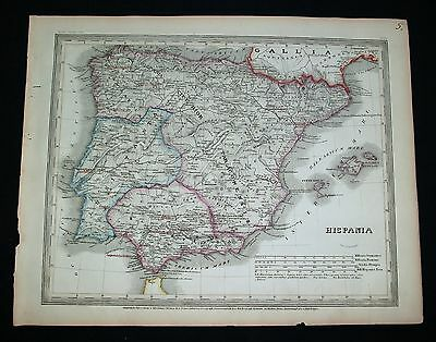 1849/51 J. ZIPTER. Spain & Portugal, Hispania Antiqua, Spagna, Isole Baleari...