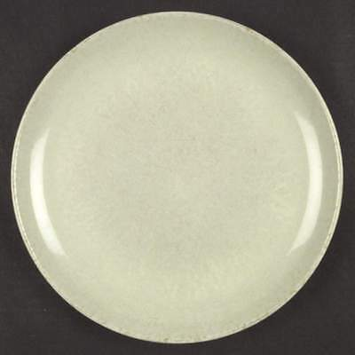Iroquois Russel Wright CASUAL LETTUCE GREEN Dinner Plate 268392