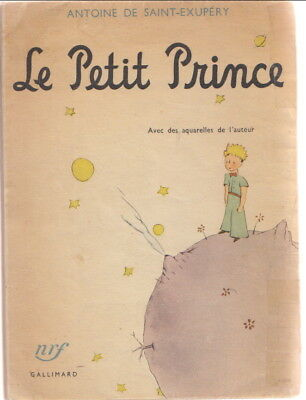 an analysis of the book the little prince by antoine de saint exupery Save your essays here so you can locate them quickly topics in paper  in the little prince, by antoine de saint-exupery, the little prince points out.