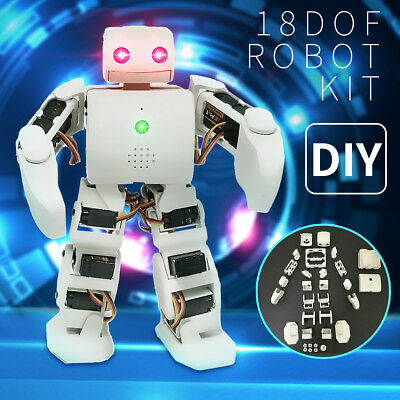 18DOF Robot Kit DIY Support Wifi & App Control Compatible & Arduino 3D Printer
