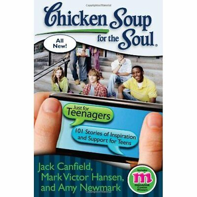 Chicken Soup for the Soul: Just for Teenagers: 101 Stor - Paperback NEW Jack Can