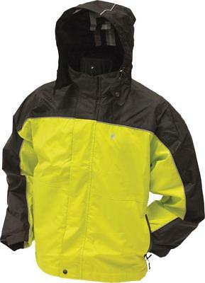 Frogg Toggs Toadz Highway Jacket Yellow Small
