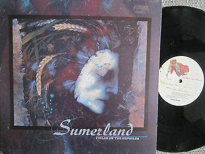 Fields of the Nephilim - Sumerland - 12 inch - England - FOC