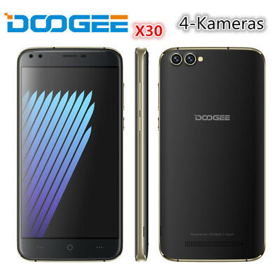 5 5 zoll doogee x30 3g smartphone android7 0 mt6580 quad. Black Bedroom Furniture Sets. Home Design Ideas