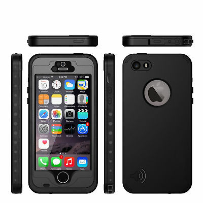 Stealth Iphone 8 Plus Waterproof Shockproof Life Cover Proof Phone Case