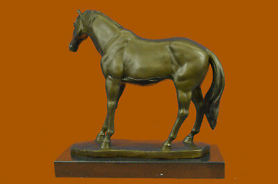 Close Out Method Arabian Horse Masterpiece Classic Artwork Bronze Figurine