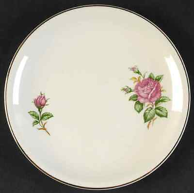 Paden City Pottery RED ROSE Bread & Butter Plate 825272
