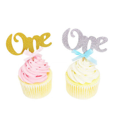 1st Birthday I Am One Banner First 1 Year Boy Girl Party Decorations Supplies