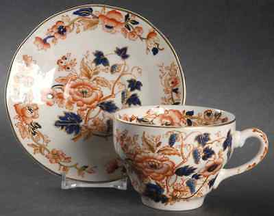 Crown Staffordshire OLD DERBY Cup & Saucer 5865170