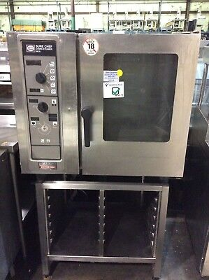 Henny Penny Sure Chef Combi Oven Steamer