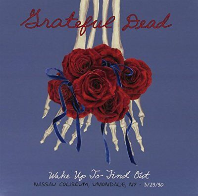 Grateful Dead - Wake Up To Find Out Vinyl Maxi (5) Wea NEU