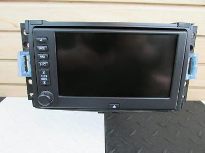 2008 2010 C6 Corvette Radio Am Fm Stereo Cd Dvd Navigation Gps Opt U3u