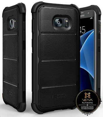For Samsung Galaxy S7 Edge Case Shockproof Heavy Duty Rugged Protective Cover