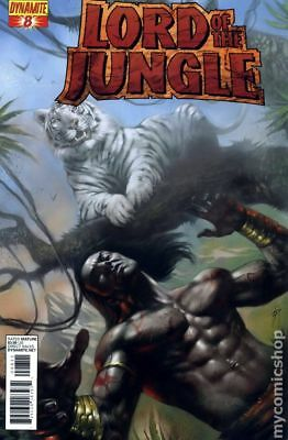 Lord of the Jungle (Dynamite) #8A 2012 NM Stock Image