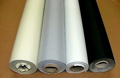Total Blackout And Thermal Curtain Lining Fabric - 5 COLOURS - BUY ANY AMOUNT