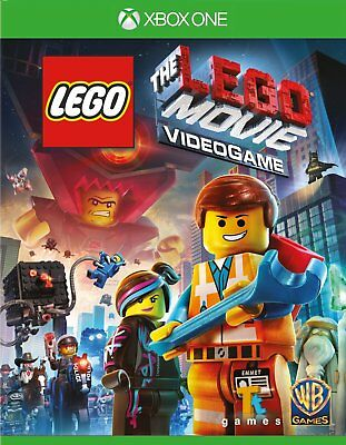 LEGO - THE FILM LEGO VIDEOGAME XBOX ONE NUOVO + conf. orig.