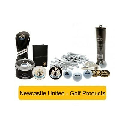 NEWCASTLE UTD - GOLF PROD - Official Football Merchandise (Gift, Xmas,Birthday)