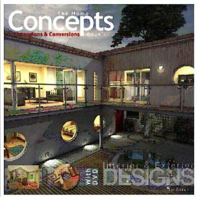Home Concepts Extensions and Conversions Book: Inspirin - Paperback NEW Byrne, L