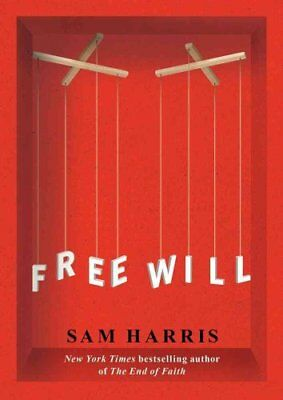 Free Will Deckle Edged by Sam Harris 9781451683400 (Paperback, 2012)