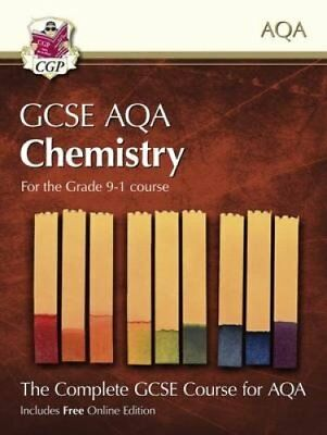 New Grade 9-1 GCSE Chemistry for AQA: Student Book with Online ... 9781782945963