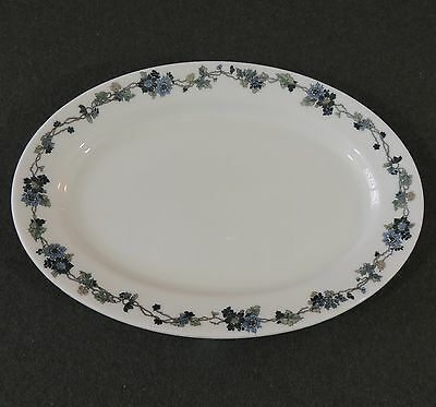 Shenango China Restaurant Ware Oval Platter Plate New Castle Pa. Restaurantware