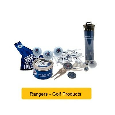 RANGERS FC - GOLF PRODUCTS - Official Football Merchandise (Gift, Xmas,Birthday)
